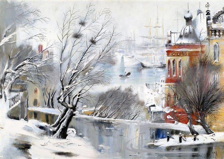 Sergey Cherkasov