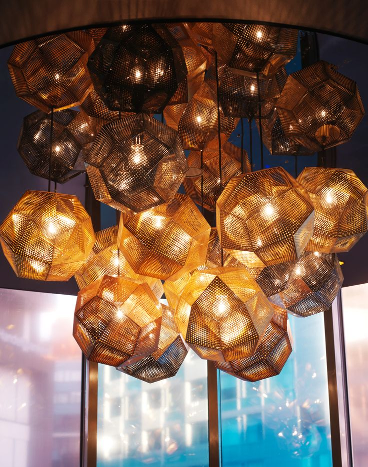 Lamps - Gold - The Thief
