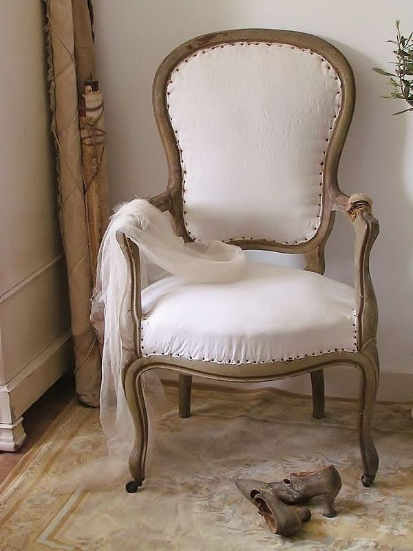 franse fauteuil / French armchair (sold)