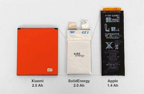 SolidEnergy выпустит аккумуляторы высокой емкости - http://supreme2.ru/6001-solidenergy/