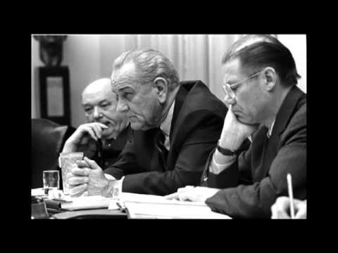 Lyndon b johnson essays