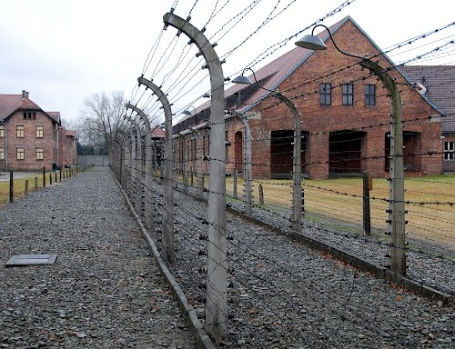 Auschwitz - German concentration camps 1940 - 1944, Europe's largest .. Killed over 1.3 million prisoners