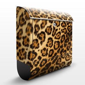 Jaguar Skin Letterbox