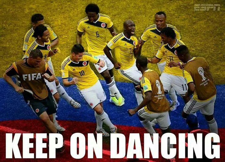 I ♡ mi seleccion Colombia!
