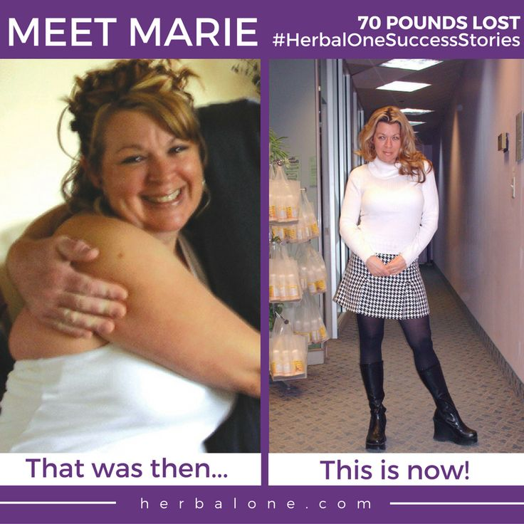 """2016 is almost up. Don't wait for 2017 to get your health under control.    Marie from our Whitby location lost 70 pounds and 84 inches! Here's what she had to say about her experience:    """"The reason I first joined Herbal One is because I had put on a lot of weight when I went back to school. My self-esteem was very low because I felt so bad. Within a short time with Herbal One the weight started coming off and I began feeling good about myself. Today I'm at my lowest weight/size that I…"""