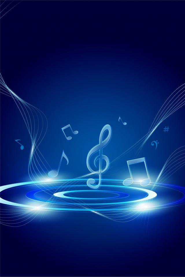 Sfondo Di Musica Effetto Luce Treno Educazione Effetto Luce Musica Poster Moderno Blu Scuro Sfondo Music Backgrounds Music Wallpaper Music Drawings