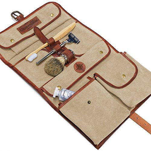 DRAKENSBERG Kimberley Wash Bag, wet pack, toiletry bag, trifold, leather canvas, vintage, sand brown DRAKENSBERG http://www.amazon.co.uk/dp/B00VEW7MP4/ref=cm_sw_r_pi_dp_IKlTwb0JDBA6W