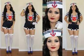 Resultado de imagen para disfraz de marinera para mujeres
