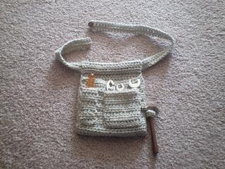 Childs Crocheted Tool Belt - free pattern