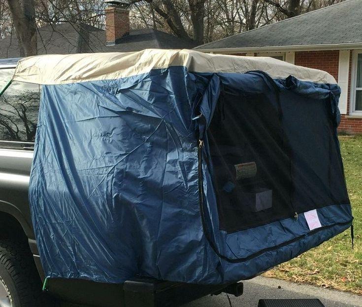 dac da2 truck top tent camper shell tent for full size truck