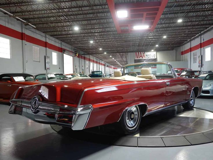 1965 Chrysler Imperial Crown - F0822 - MAXmotive in 2020 ...