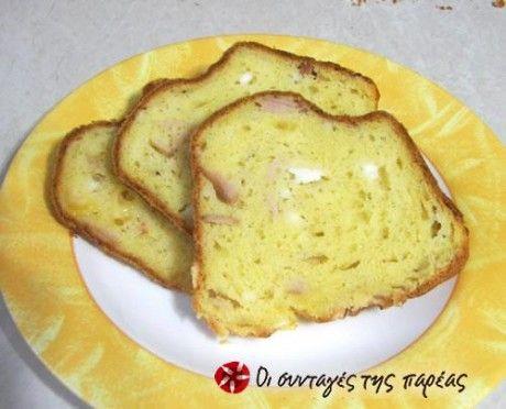 Κέικ  αλμυρό