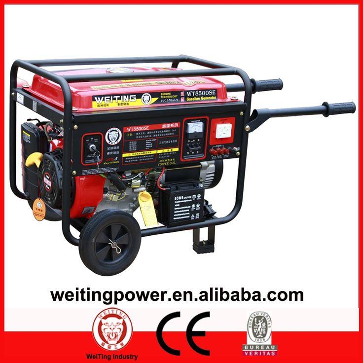 """Hot Hot Hot Sale! High quality 1 kva to 20 kva generator price, gasoline generator, tiger Gasoline Generator"""