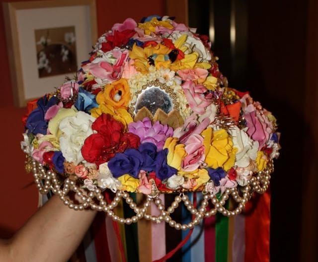 Sombrero tipico verdiales  5ec2082f736