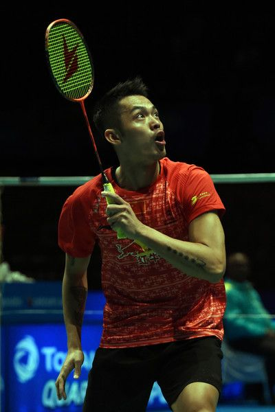 Lin Dan Photos Photos - Lin Dan of China returns to Boonsak Ponsana of Thailand during day three of the Men Singles during the BWF World Super Series Badminton Malaysia Open at Stadium Malawati on April 7, 2016 in Shah Alam, Malaysia. - BWF World Super Series Badminton Malaysia Open - Day Three