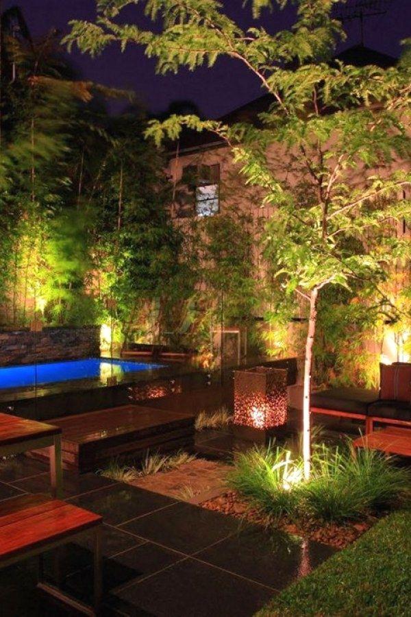 Beautiful Diy Patio Light Ideas To Consider For Your Backyard Spaces Garden Lighting Design Backyard Lighting Diy Outdoor Lighting