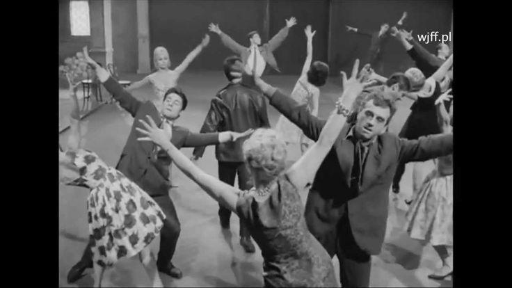 Dance sequence from SALTO, the movie dir. by Tadeusz Konwicki, 1966