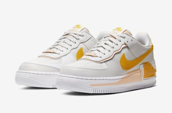 Nike Air Force 1 Zine Official Images and Release Date