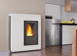 Piazzetta   Thermo Range   Pellet Heater