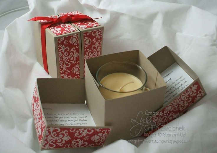 Origami Box with Instructions Download by Songs of My Heart Stampers