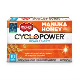 Private: Manuka Honey CycloPower Chewable Tablets