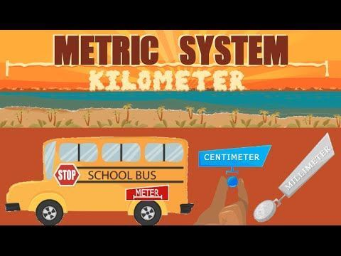 The Metric System Song For Kids: A Metric System Music Video - YouTube - | RELATED LESSONS AND ACTIVITIES AT FOLLOWING LINK | www.teacherspayte...