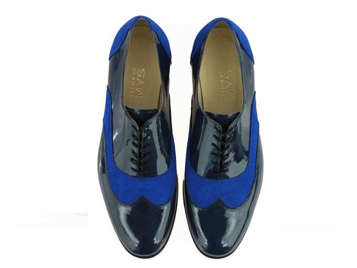 Lord Chancellor blue by MYS fashion www.mysfashion.com