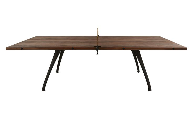 Buy Ping Pong Table by Jayson Home - Quick Ship designer Furniture from Dering Hall's collection of Transitional Game Tables.
