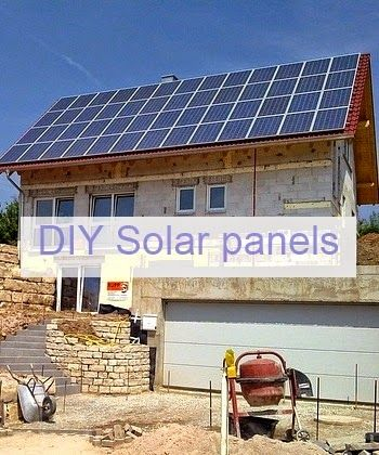 Homemade Solar Panels - Solar power is usually abundant, and with a bit of thought and effort, you can use your own home-made solar panels to slowly begin harnessing the sun's energy to both save a bit of cash and bring yourself off of the grid.
