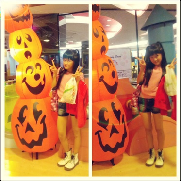 Happy Halloween^_^