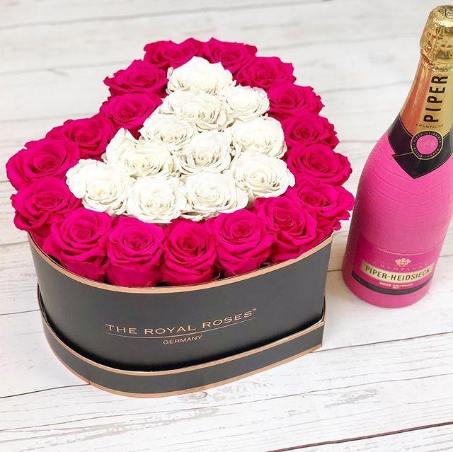 haltbare rosen box