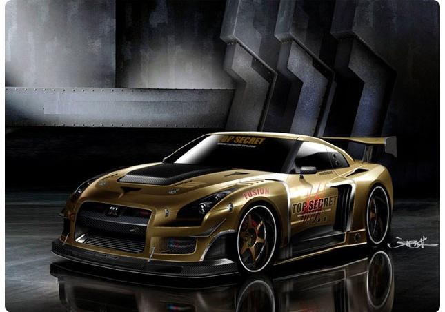 Nissan GTR 2012 (Skyline)