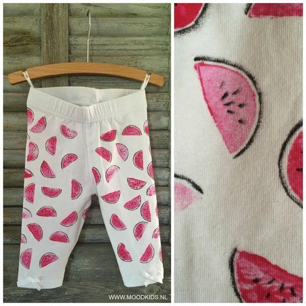 Zomervakantie - Watermeloen Zelfmaak activiteiten - tas -print- strijkkralen - ketting - Moodkids