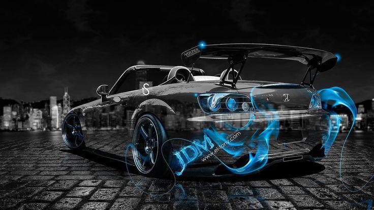 Beau Honda S2000 JDM Blue Fire Crystal Car 2013 HD Wallpapers Design By Tony Kokhan Www.el Tony.com_  | Download Wallpaper | Pinterest | Wallpaper