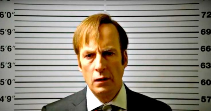 Better Call Saul Season 3 Trailer Lines Up Jimmy's Mugshot -- Bob Odenkirk's Jimmy McGill has to smile for a much different kind of camera in a brief trailer for Better Call Saul Season 3. -- http://tvweb.com/better-call-saul-season-3-trailer-mugshot/