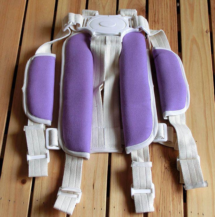 Infant car seat belt protector/passeggino cintura di sicurezza set di pad spalla di anti-attrito pastiglie