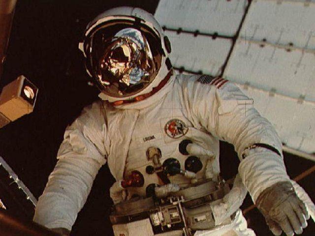 НАСА отмечают 50-летний юбилей прогулок в космосе