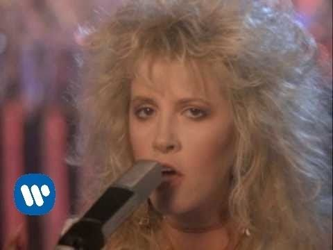 """If I live to see the seven wonders ... I'll make a path to the rainbow's end""; Stevie singing 'Seven Wonders' with the other members of Fleetwood Mac; this song was released as the second single from the band's 1987 album 'Tango in the Night'  ~    ♫♥❤♥♫  ~             https://youtu.be/9b4F_ppjnKU      ~    https://en.wikipedia.org/wiki/Seven_Wonders_(song)"