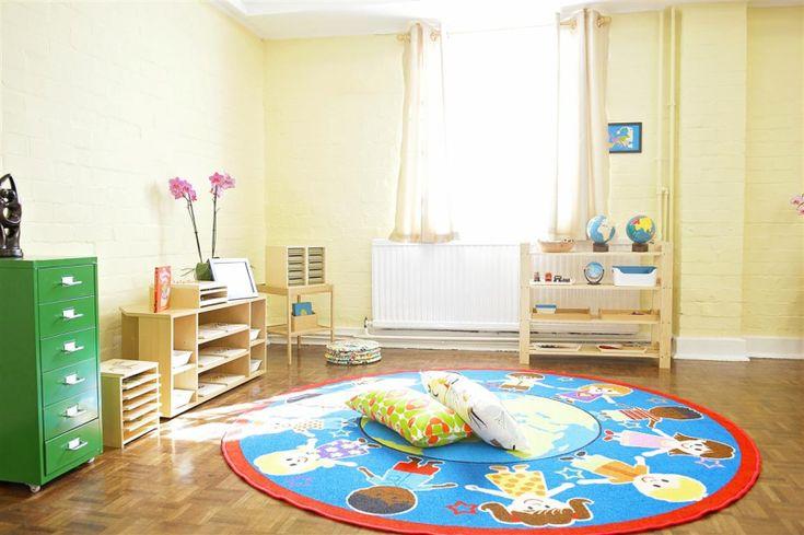 Classroom Design Experts : Best montessori classroom floor plans and layouts