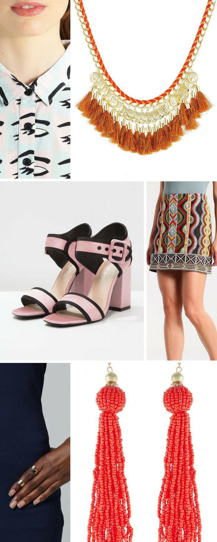 Sélection shopping pour le retour de la mode sixties !