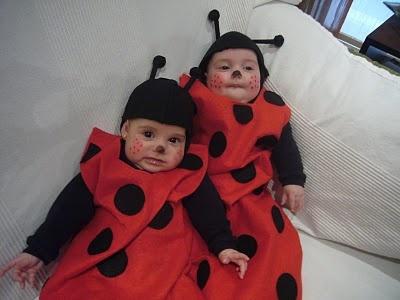 Disfraz Mariquita para Bebe
