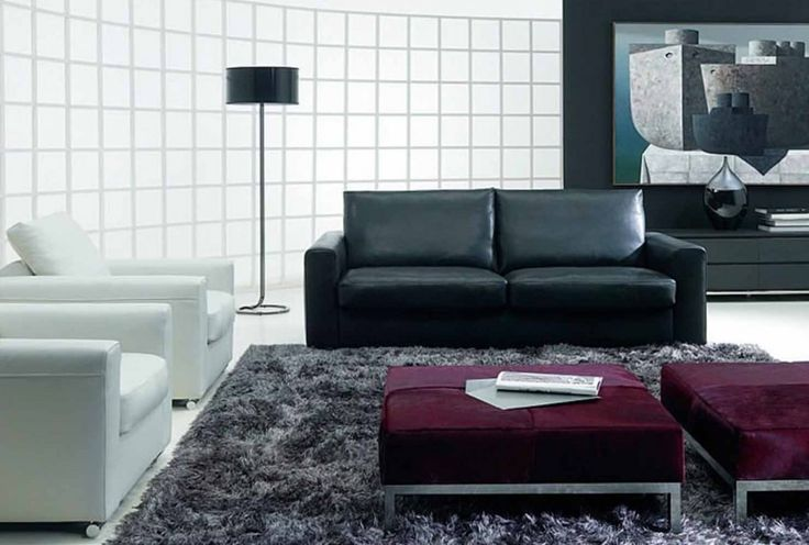 inspiring modern living rooms - Google Search