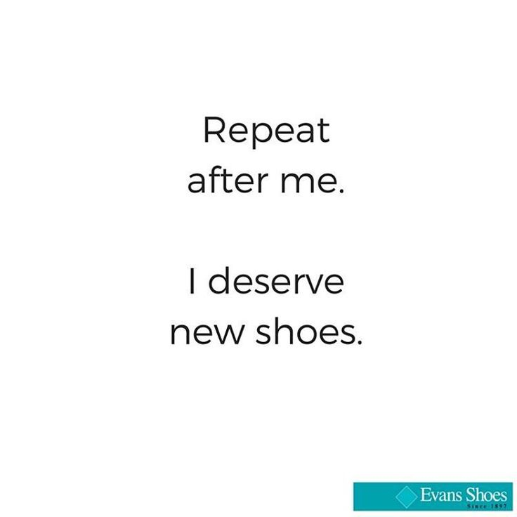 Start the week right - with new shoes!  #EvansShoes #Shoes #Shop #Local #Footwear #Fashion #Style