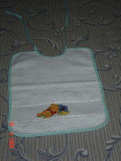 Paomamma: Il mio amico Winnie the Pooh (cross stitch)