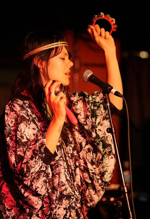 Bat For Lashes (Natasha Khan)