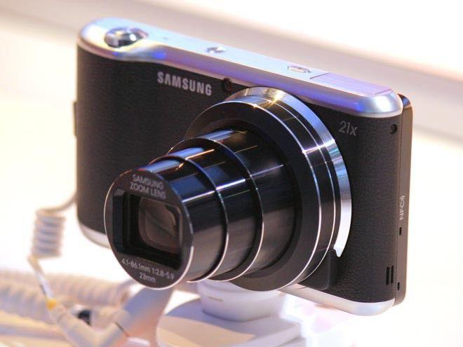 Así trabaja la nueva cámara de #Samsung.
