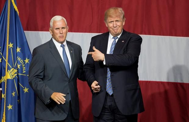 The email controversy you haven't heard about - Donald Trump's VP Mike Pence