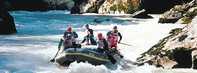 sporty ekstremalne wodne