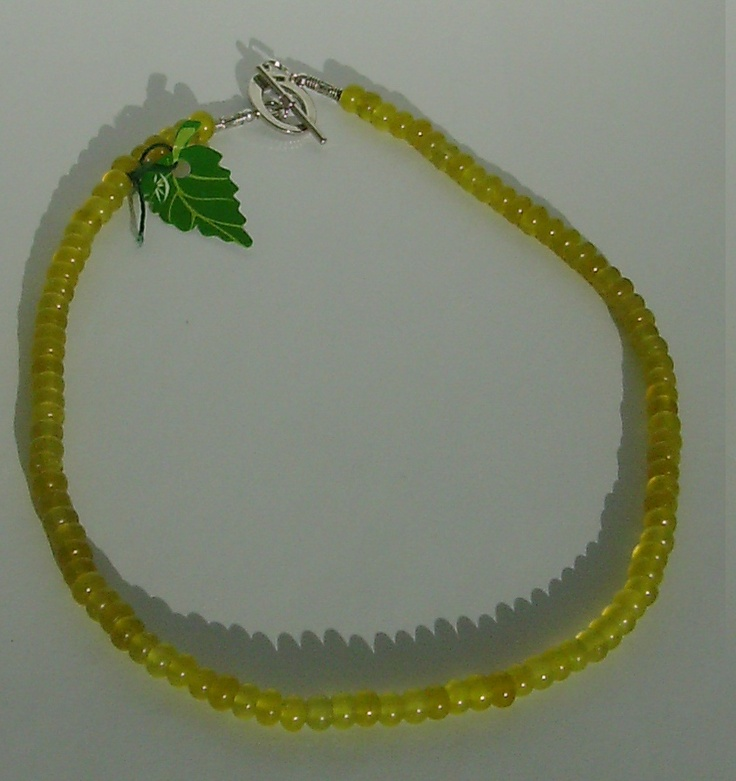 serpentin necklace