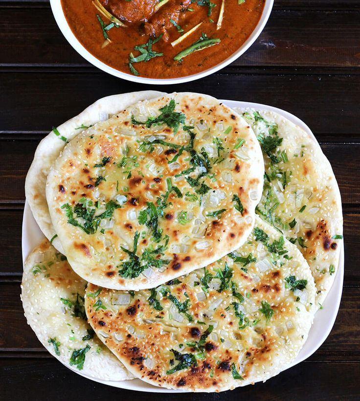 Kulcha / Naan / Roti / Flatbread